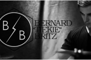Bernard Tiekie Britz – Red Hot Chili Peppers – Ethiopia Drum Cover