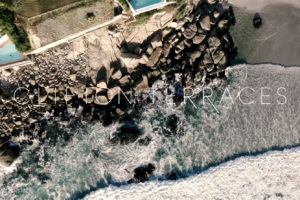 Clifton Terraces Drone Clifton Beach