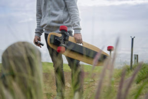 Take to the Streets with the Houdt Freeboard